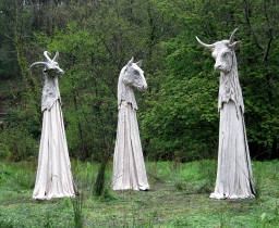 Broomhill National Sculpture Prize: Public Speaks Winner 2013